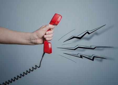 ヤフオクでクレームしたら逆ギレの電話きた