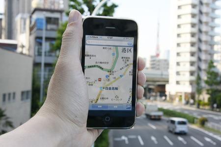 地図アプリを使って住宅を物色 盗品をメルカリで売却