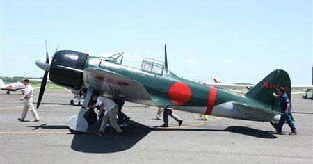 日本人所有の唯一の零戦が海外流出へ