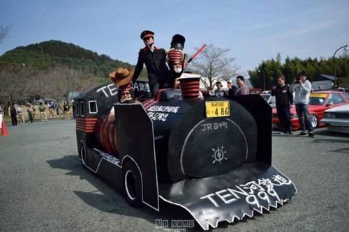 TEN河鉄道999 水辺乃森警備隊 アゴタンレーシング2
