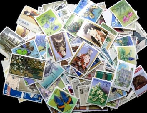 じーちゃんの趣味だった切手帳ゴッソリ出てきてワロタ