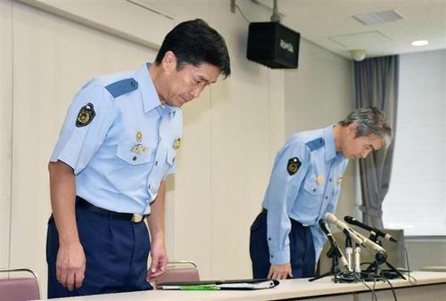 徳島県警 誤認逮捕2