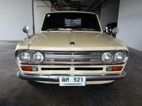 ダットサン521ミニトラック1969 1
