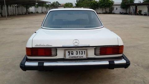 ベンツSLC 350 1980 1