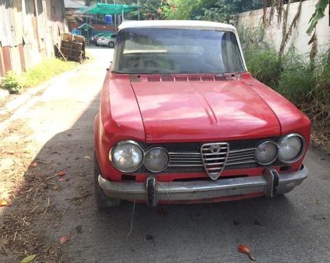 Kaidee    Alfa romeo giulia ปี1973売ります5万Baht