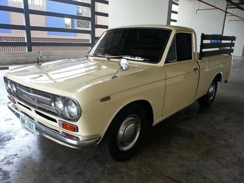 ダットサン521ミニトラック1969