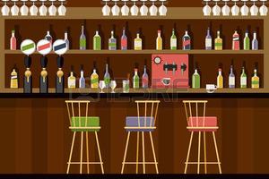 アルコール飲料、ビール、クラブ