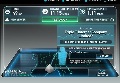 net by Ookla   The Global Broadband Speed Test