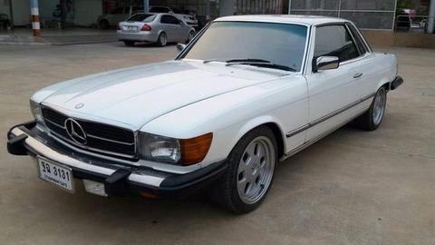 ベンツSLC 350 1980