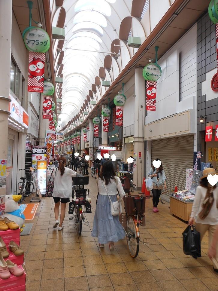 大阪 旭区の 千林商店街!(^-^) : やじきたの食べたい放題!