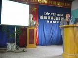 Health education in Ninh Binh 1