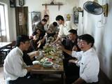 Kim Son lunch