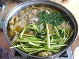 Bac Ninhで鍋