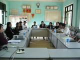 Health education in Hoa Binh 2007