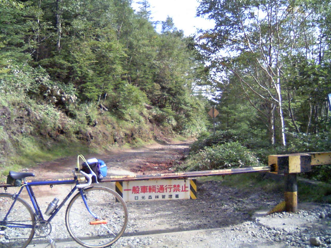 野洲原林道2
