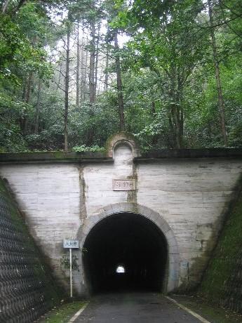 笹子隧道1