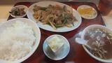 鶏肉、ピーマン、筍炒めセット