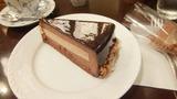 ベルギーチョコレートケーキセット