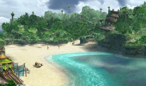 ビサイド島