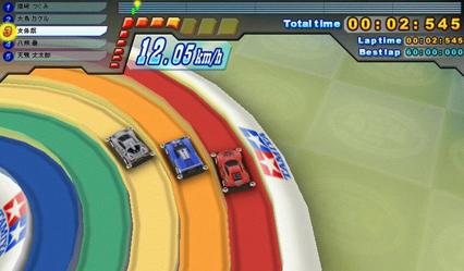 ミニ四駆オンラインレーサー