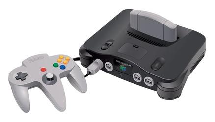 「ニンテンドー64」とかいうゲーム史に影響を与えたタイトルを数多く生み出したハード