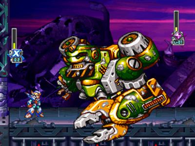 ロックマンX6