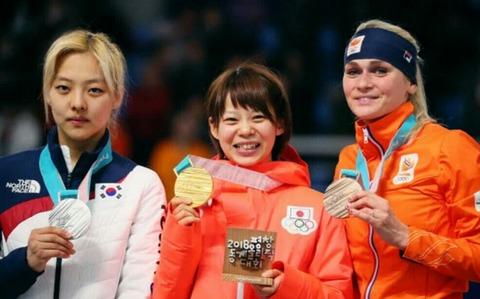 韓国 君が代 オリンピック