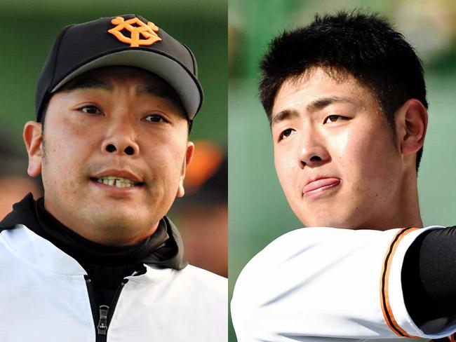 巨人、レギュラー争いも大詰め 一塁手は阿部か岡本か