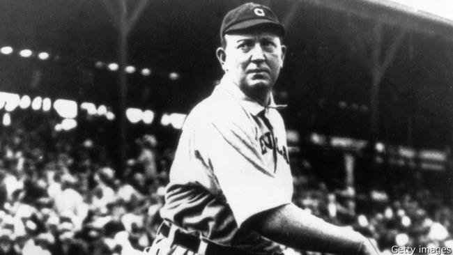 【悲報】野球さん、未だにサイヤング(1955年没)に記録を独占されている