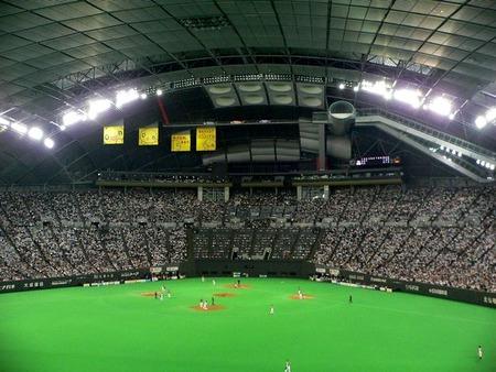 【札幌市】ドーム活用、パーク構想 日本ハムに提案検討へ