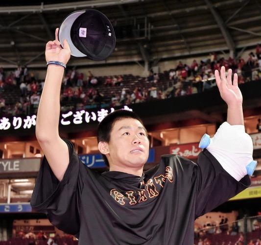田口麗斗(21) 13登板 86.2投球回 7勝2敗 防御率2.08