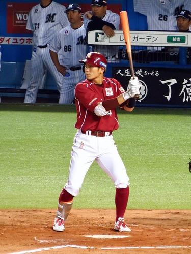 岡島豪郎(23) 79試合 .323(226-73) 1本 13打点 OPS.790