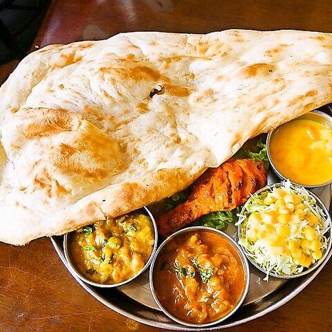 インド料理店にありがちなこと