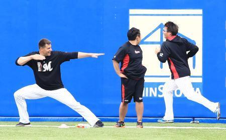 【おめでとう】ロッテ・スタンリッジ投手、FA権取得で来季より日本人扱いになる
