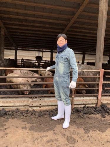 元日ハム・DeNA・群馬の菊地和正さん、養豚家になっていた