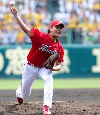 広島が17得点で大勝 阪神は自力2位も消滅…