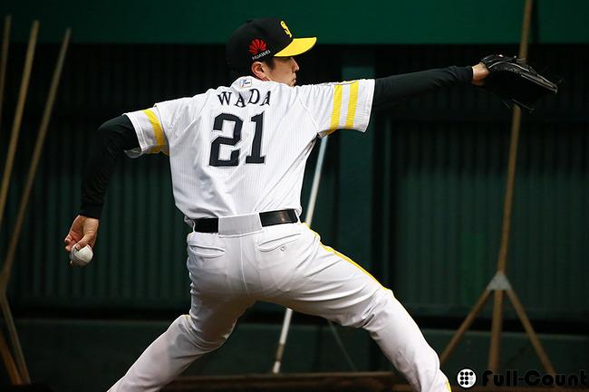 ホークスに再び暗雲…左肘張りの和田が15球で練習中止「感じが良くない」