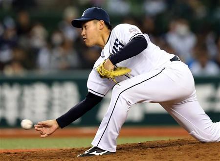 【朗報】西武牧田投手、6勝目で最多勝争いに殴り込み!