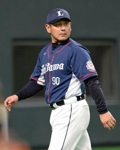 西武ライオンズ次期監督は秋山氏?潮崎氏 ...