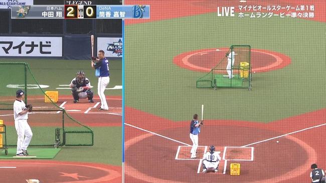 【悲報】中田翔さん、ホームラン2本