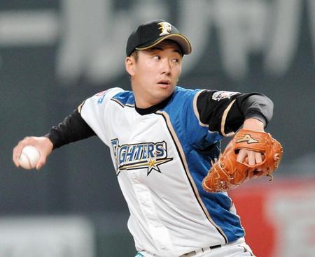 斎藤佑樹 防御率2.45 WHIP1.50 被打率.345 被BABIP.417 K/BB5.00