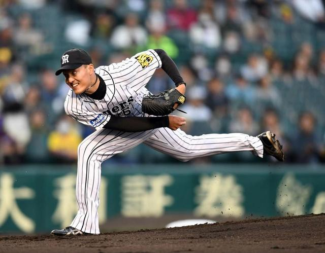 阪神秋山 防御率2.81←おっ頑張ってるな