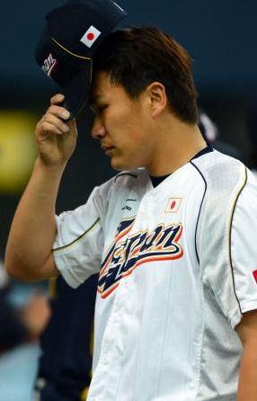 <WBC>先発の田中、期待外れ…