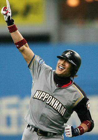 でも実際SHINJOが日ハムに入ってからプロ野球が変わったよな