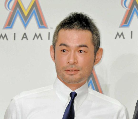 イチロー、日本球界復帰の可能性 大リーグ公式サイト伝える