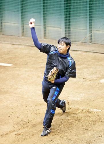 【悲報】巨人山口俊、インフルエンザA型