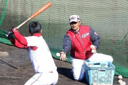 広島 打撃投手ら10人が体調不良で静養 原因不明