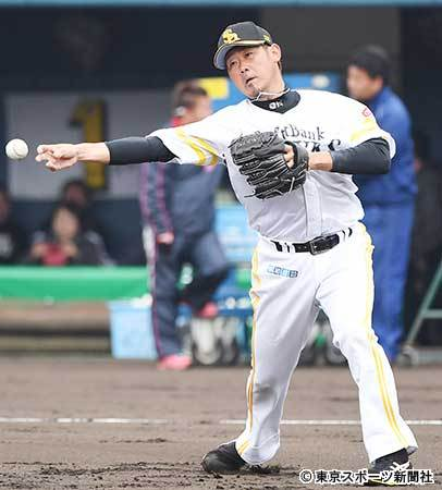 ソフトB松坂大輔 3・2ロッテ戦で先発へ!