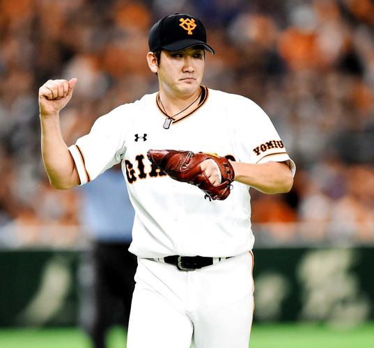 巨人は菅野ただ1人がベストナイン、高橋監督「来季は最低でも4人」