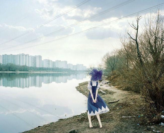 ロシア発のアニメキャラを現実に馴染ませるコラ画像、まだまだ増殖していた